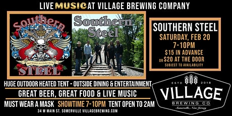 Southern Steel @Village Brewing Company tickets
