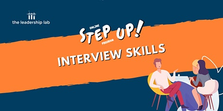 Step Up! Interview Skills tickets