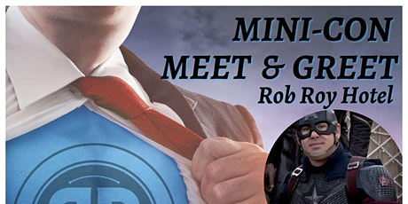 Mini Con Meet & Greet tickets