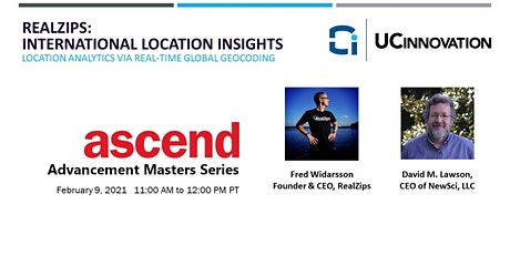 ascend Advancement Master Series - RealZips International tickets