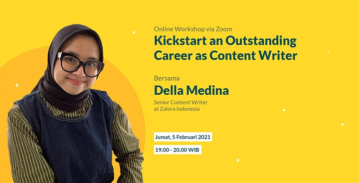 Kickstart an Outstanding Career as Content Writer image