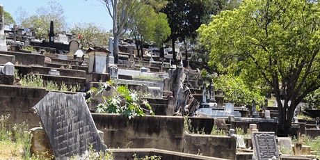Tour of Toowong Cemetery Police Graves tickets