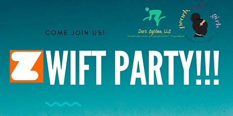 Health & Wellness Zwift Party tickets