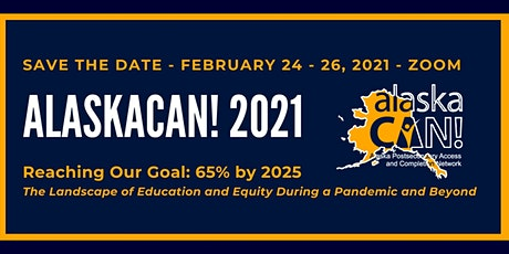 AlaskaCAN! 2021 Reaching Our Goal: 65% by 2025 tickets