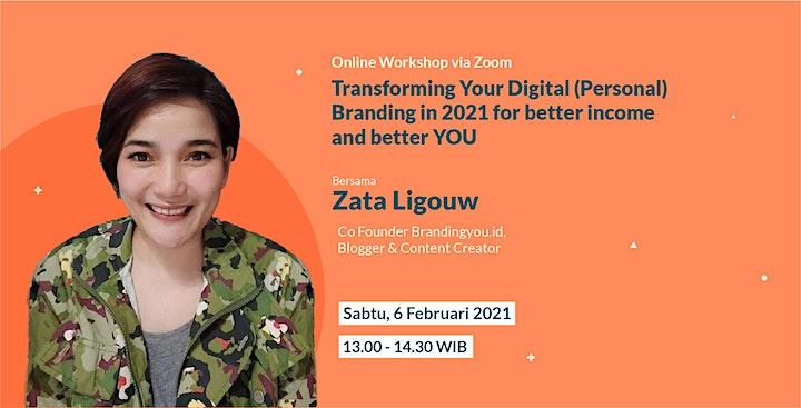 Transforming Your Digital (Personal) Branding in 2021 image