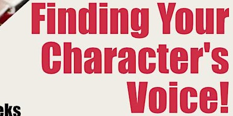 Find Your Character's Voice! Acting Intensive tickets