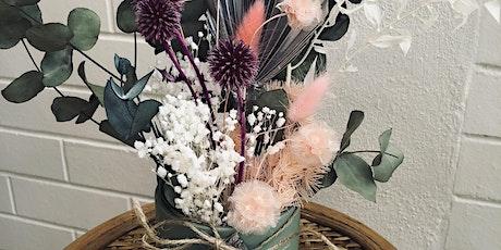 Everlasting Flower Arrangement Workshop tickets