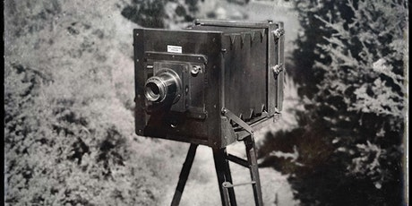 Antique Tintype Photograph - Create a piece of Tintype History tickets