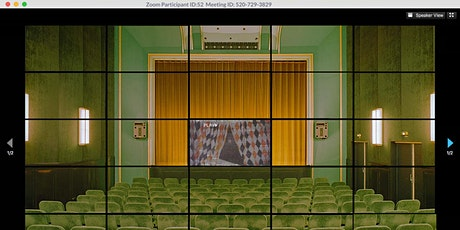 Internet Choreographies: Performing for the Online Audience tickets