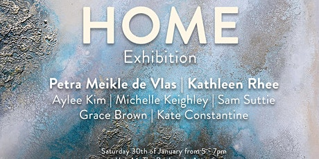 HOME exhibition opening tickets