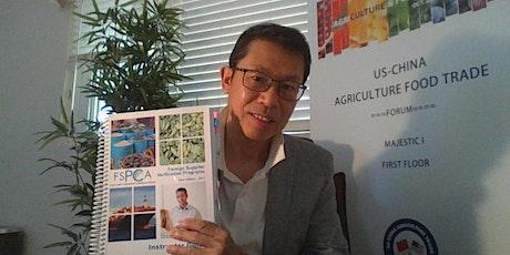 FSVP 外國供貨商審核項目证书培训班 tickets
