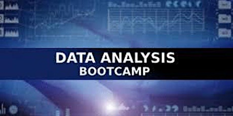 Data Analysis Bootcamp 3 Days Training in Hamilton City tickets