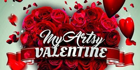 My Artsy Valentine (Downtown PDX) tickets