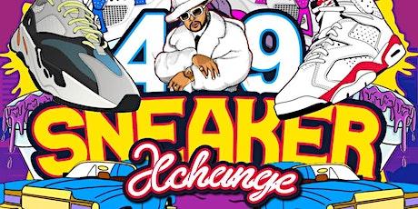 The 409 Sneaker Xchange tickets