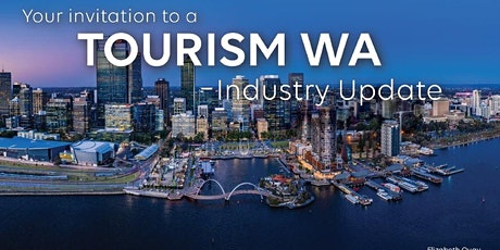 Tourism WA Industry Update tickets