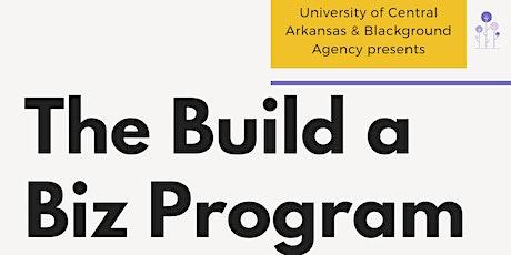 Blackground Presents: The Build a Biz Program tickets