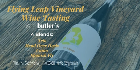 Flying Leap Wine Tasting tickets