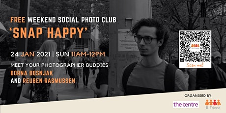 'Snap Happy' - Meet Student Photographers tickets