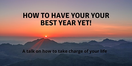 How to Have Your Best Year Yet! tickets