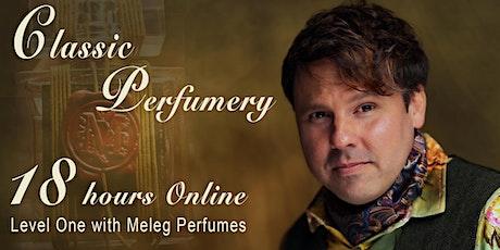 Classic Perfumery Level 1 tickets