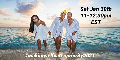 The Power of Aunthentic Self-Care - A Virtual Workshop for Women tickets