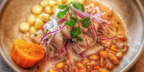 Peruansk matlagningskurs Stockholm | Köket Södermalm Den 25 April biljetter
