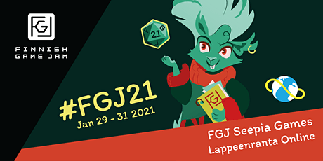 FGJ Seepia Games Lappeenranta Online tickets