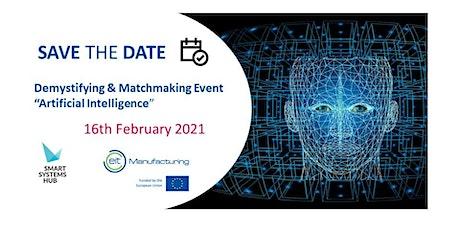 Künstliche Intelligenz und intelligente Produktion Tickets