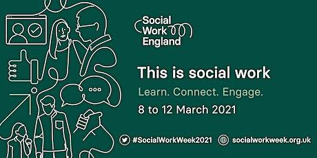 Social work through our eyes tickets