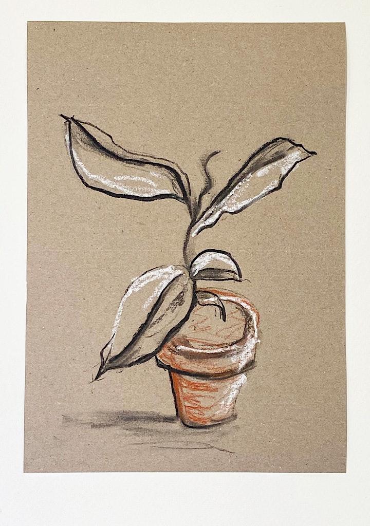 Online-Workshop | Malen & Zeichnen | Für 8- bis 14-Jährige: Bild