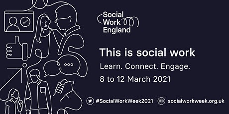Social work by and for all: a vision for the future tickets