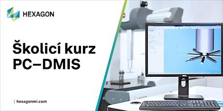 ŠKOLICÍ KURZ PC–DMIS, druhá úroveň, 26.-28.4.2021, Praha tickets