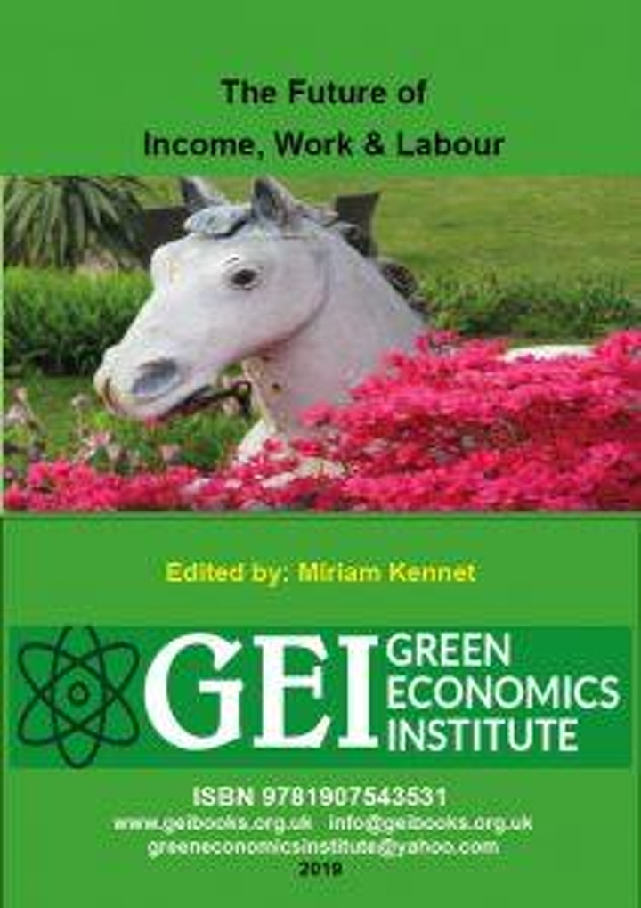 Green Economy Green Futures &Visions 5 Day Training course  23-27/8/2021 image