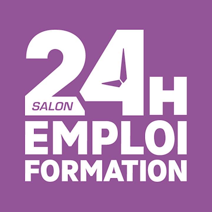 Image pour 24 heures pour l'emploi et la formation - Amiens 2021