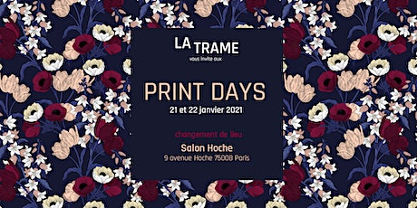 Print Days billets