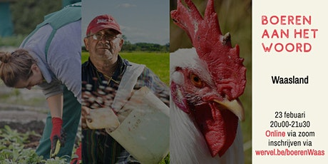 Boeren aan het Woord -Waasland tickets