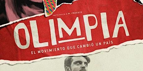 Película: OLIMPIA entradas
