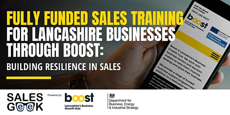 Building Back Better - Business Resilience Training Programme (Cohort 1) tickets