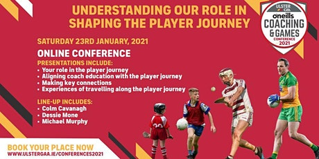 O'Neill's Ulster GAA Coaching & Games Development Conference 2021 tickets