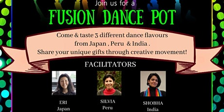 Fusion Dance Pot tickets