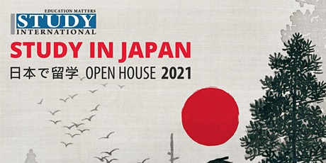 Study in Japan Open House 2021 tickets