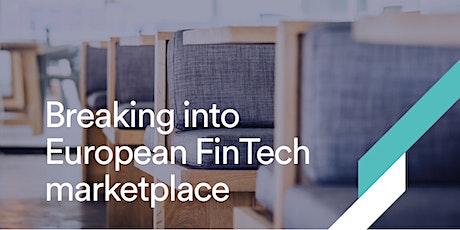 Breaking into European FinTech marketplace Tickets
