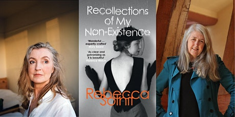 Recollections of My Non-Existence: Rebecca Solnit & Mary Beard tickets