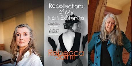Recollections of My Non-Existence: Rebecca Solnit & Mary Beard entradas