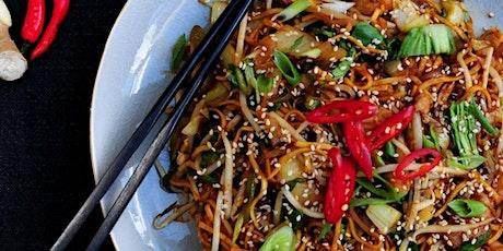 Virtual Asian Street Food Cookery Class tickets