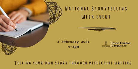 National Storytelling Week: Telling your own story tickets
