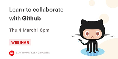 [FREE WORKSHOP] Learn to collaborate with Github tickets