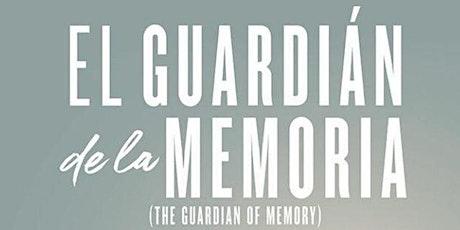 Película: EL GUARDIÁN DE LA MEMORIA entradas