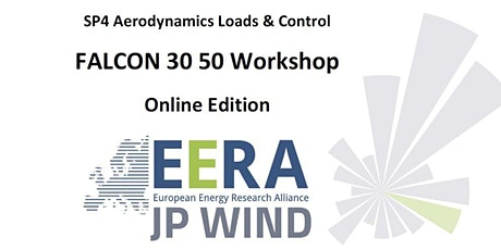 SP4 Aerodynamics Loads & Control FALCON 30 50 Workshop Online Edition tickets