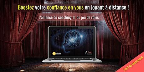Coach Dev théâtre-Ateliers à Distance en Ligne billets